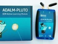 PlutoSDR, plateforme d'apprentissage actif des technologies radio logicielles