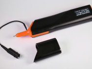 Banc d'essai : sonde d'oscilloscope sans fil IkaScope WS200
