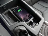 De voordelen van draadloos opladen in de auto Afbeelding: Aircharge. Dit is *niet* de auto van de redacteur.
