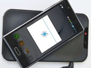 Wireless charging and simultaneous video streaming