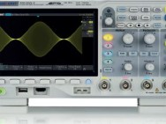 SIGLENT's new SDS1004X-E Series 4CH Super Phosphor Oscilloscope.
