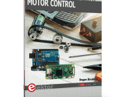 New Book: Motor Control Projects with Arduino and Raspberry Pi