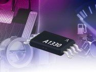 A1330: Programmable Angle Sensor IC with Analog and PWM Output. Source: Allegro MicroSystems.