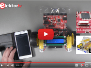 Easy start with your BRAINBOX AVR Robot Kit
