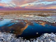 Salar de Atacama in Chile. By Francesco Mocellin.