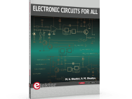 Book review: Electronic Circuits for All. Image: Elektor International Media.