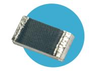 Robust SMD resistors