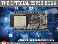 The Official ESP32 Book – jetzt im Elektor-Shop erhältlich.
