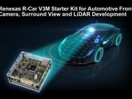 Starterkit für Auto-Kameras