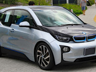 BMW i3. Bild: TTTNIS, Wikimedia, CC0 1.0
