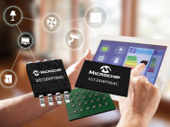 Low-Voltage 64-MBit serieller Quad I/O™ SuperFlash®-Speicher von Microchip verringert den Stromverbrauch in batteriebetriebenen Geräten