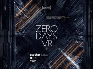 Zero Days VR Dokumentation Poster.
