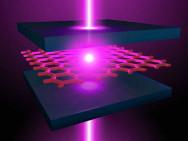 Teilchen mit negativer Masse durch Licht. Bild: Michael Osadciw / University of Rochester