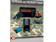 Neues Elektor-Buch: ESP8266 and Micropython