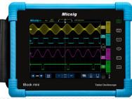 Banc d'essai : oscillo-tablette Micsig TO1102, le pouvoir du tactile