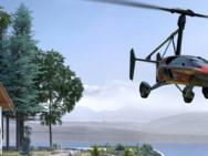 Le rêve de la voiture volante