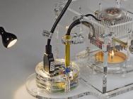 Banc d'essai : kit de la lampe Peltier d'Elektor
