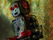 Sla kunstmatige intelligentie aan de ketting. Beeld: Robota. Door Xavi.