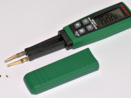 Review: Mastech MS8911 Smart SMD tester