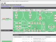 PCB Assembly Visualizer controleert PCB, BOM & CPL
