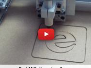Nieuwe 3-assige CNC-portaalmachine van Elektor.LABS