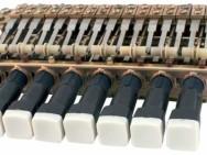 Bouw een bank van gekoppelde schakelaars zonder microcontroller