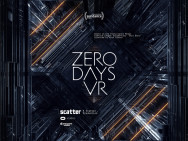 Poster voor de documentaire Zero Days VR.