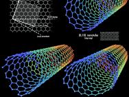Diverse koolstof-nanobuisjes. Afbeelding: Michael Ströck / Wikimedia
