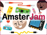 Raspberry Pi Jam in Amsterdam
