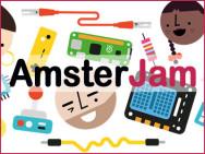 Raspberry Pi Jam in Amsterdam