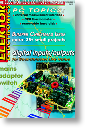 Magazine 12/1999