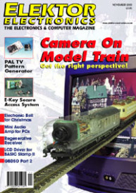 Magazine 11/2000