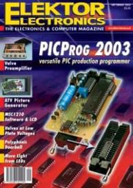 Magazine 9/2003
