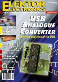 Magazine 11/2003