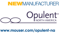 Global distribution agreement Mouser and Opulent thumb