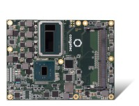 congatec COM Express Module with Intel Xeon processor and Intel Iris Pro graphics  thumb