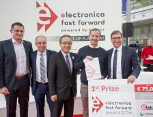 Neem deel aan electronica Fast Forward, the startup platform powered by Elektor