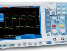 Banc d'essai : oscilloscope numérique PeakTech 1265