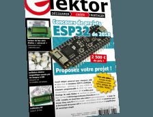 Le nouveau numéro d'Elektor (mars-avril 2018)