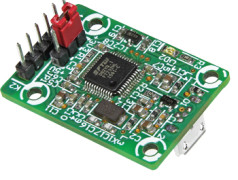 Compact USB to Serial Converter