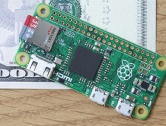 The smallest and sweetest RPi yet