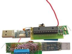 Sniffer using RFM12 Radio Module