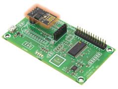 ESP8266 on the Android I/O Board