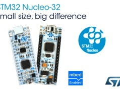 New STM32 Nucleo32 boards from STMicroelectronics