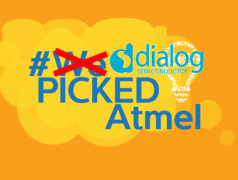 Dialog Semiconductor's shareholders approve Atmel Corporation takeover... Excuse me, Dialog who?
