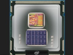 130 Kneuron, 130 Msynaps self-learning processor. Image: Intel.