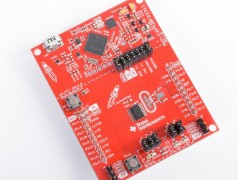 Image: MSP430 Launchpad development system. Source: Texas Instruments.