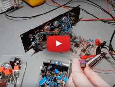 Thirty Years After: Elektor Formant Modular Synthesizer Overhaul