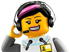 Bot or not?  image courtesy Lego.com