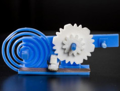 Wi-Fi: Communicate using 3D printed mechanisms